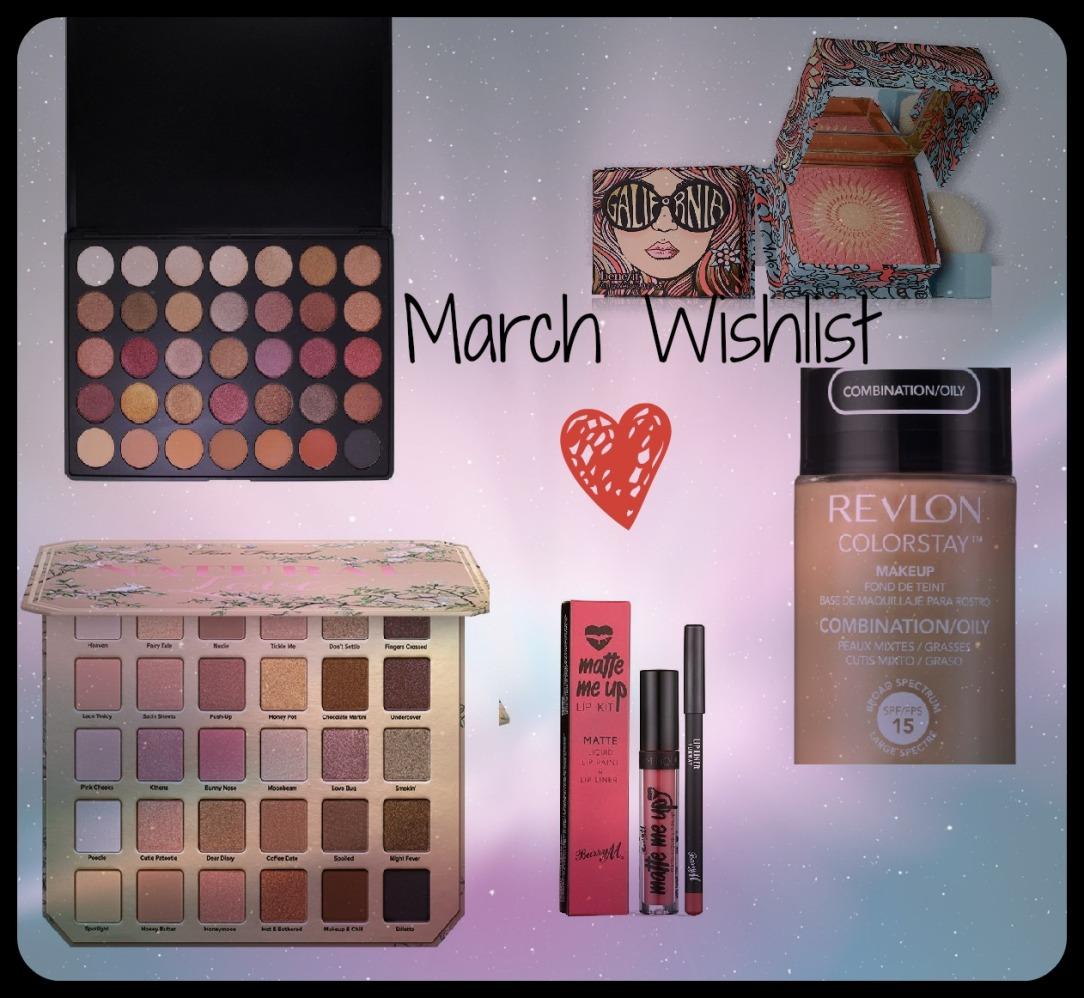 march-wishlist