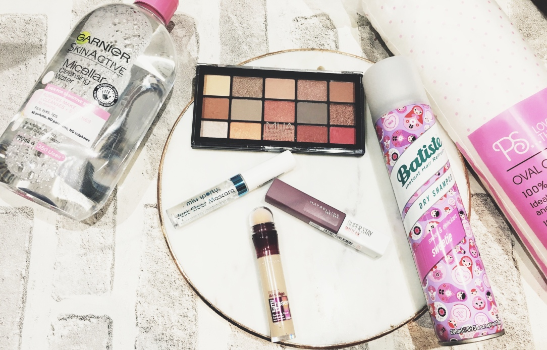 Superdrug Haul – Beauty with Alice